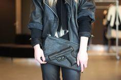 Leather Accent Tag - Guardian by VIDA VIDA dXEK9