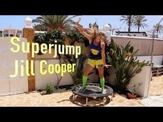 Mini Trampoline Workout, Rebounding, Stay Fit, Exercises, Workouts, Lose Weight, Trampolines, Youtube, Sport