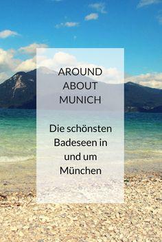 Wir haben es ja kaum mehr für möglich gehalten, aber der Sommer ist eingekehrt! Daher freuen wir uns riesig, Euch heute unsere liebsten Strandbäder rund um München vorzustellen. Allesamt wunderbar mit Kind und Kegel zu besuchen. Wir wünschen Euch viele schöne Sommerabende am Wasser! #badeseen #münchen #baden #strandbäder Travel Around The World, Around The Worlds, Hostels, Wanderlust, Reisen In Europa, Bavaria, Germany Travel, Munich, Kegel