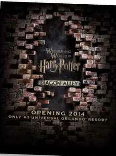 'The Wizarding World of Harry Potter: Diagon Alley' promotional image leaked | MuggleNet