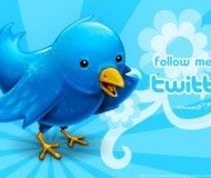 Twitter da takip edilmek