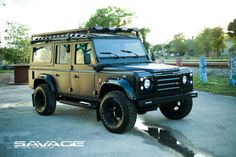 One day I will have one of these. LAND ROVER DEFENDER