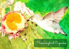 Foodie Friday: Healthified Hummingbird Cupcakes | @fairyburger @ fairyburger
