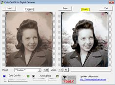 Flip-Pal color restore software