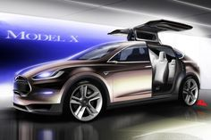 2016 Tesla Model X SUV Release Date, Specs, Review - http://carsintrend.com/2016-tesla-model-x-suv-release-date-specs-review/
