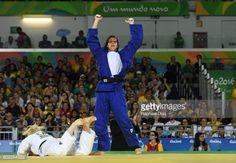 RIO DE JANEIRO, BRAZIL - SEPTEMBER 10: Naomi Soazo of Venezuela... #lucija: RIO DE JANEIRO, BRAZIL - SEPTEMBER 10: Naomi Soazo of… #lucija