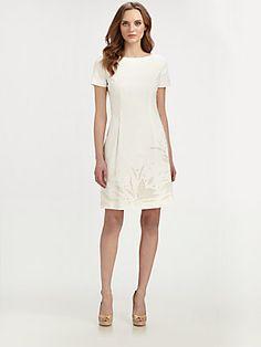 Elie Tahari Holly Shift Dress