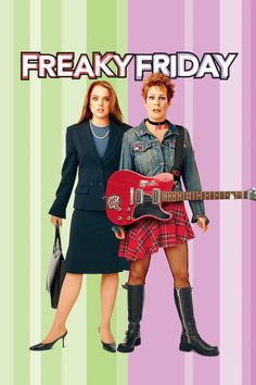 Titel : Freaky Friday (2003) Vrijgegeven : 06 Aug 2003 Genre : Comedy, Family, Fantasy, Music, Romance Duur : 97 min Synopsis : An overworked mother and her daughter do not get along. When they switch bodies, each is forced to adapt to the other's life for one freaky Friday. #FreakyFriday2003 #FreakyFridayOnline #FreakyFridayFilmKijken #FreakyFridayOnlineFilmKijken #FreakyFridayFilmKijkenOnline #FreakyFridayGratisOnlineFilmKijken Chad Michael Murray, Mark Harmon, Jamie Lee Curtis, Jodie Foster, Lindsay Lohan, Freaky Friday 2003, Disney Dvd, Friday Film, Way Of The Dragon