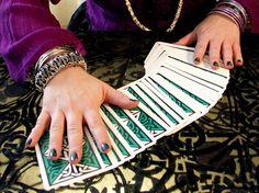 Reading Tarot cards for friends, family members, strangersand even yourself, is a process in itself. However, once you get going, one of the things you begin to wonder about is how to increase the…
