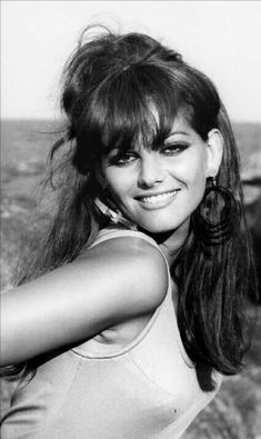Claudia Cardinale, Hollywood Glamour, Hollywood Stars, Italian Actress, Good Looking Women, Italian Beauty, Vintage Hairstyles, Vintage Beauty, Beautiful Actresses