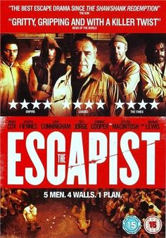 There is more than enough trouble in a prison to keep a man worried, but sometimes the problems outside become bigger than those inside.  When that is the case, the only course of action is to escape.