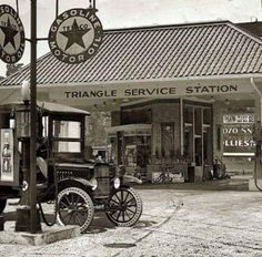 (5) Fill'er Up: A look at Service and Fillin Stations in the country
