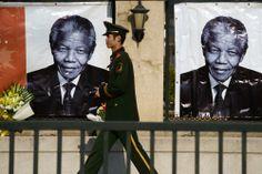 China Censors Mandela Funeral