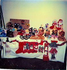 My Kraft table way back 1981!!
