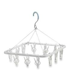 Perfect for hanging up skeins of dyed yarn to dry!!