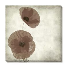 @Overstock - Artist: UnknownTitle: Poppy Product type: Gallery-wrapped canvas arthttp://www.overstock.com/Home-Garden/Poppy-Oversized-Gallery-Wrapped-Canvas/7665903/product.html?CID=214117 $149.99