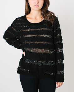 Starry Night Sweater