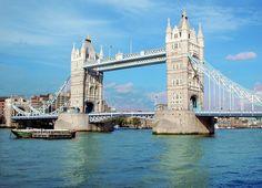 Tower Bridge is not falling down...