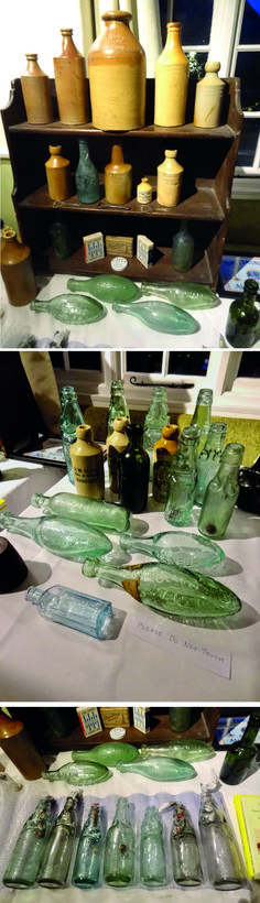 tx for sharing Simon Somerscales, Oxfordshire Antique Bottle Collecting Club : Some photos from tonight's meeting at Tackley....