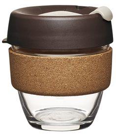 Amazon.com: KeepCup Travel Mug, 8 oz, Almond: Kitchen & Dining
