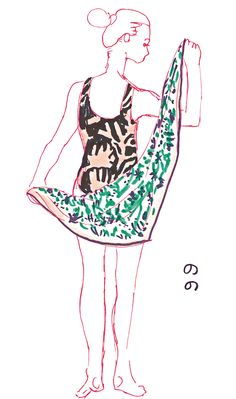 drawing from the 2015 collection http://studio-nono.net