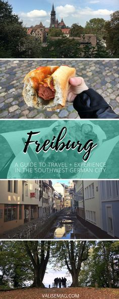 Is Freiburg on your itinerary while in Germany? Here's a guide that covers all the bases – history, food, accommodation, and experiences. (Video post!)