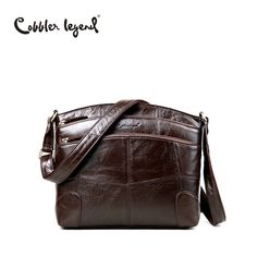 Cheap leather jacket women winter, Buy Quality bag genuine leather directly from China bag panda Suppliers: Cobbler Legend Brand Designer Women's Crossbody Bag Genuine Leather Shoulder Bags For Female Casual Bag Ladies Handbag Crossbody Shoulder Bag, Shoulder Handbags, Leather Shoulder Bag, Shoulder Bags, Cobbler, Designer Crossbody Bags, Designer Bags, Casual Bags, Cow Leather