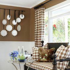 30 Gardinendekoration Beispiele – die Fenster kreativ verkleiden - wohnzimmer gardinen gardinendekoration beispiele