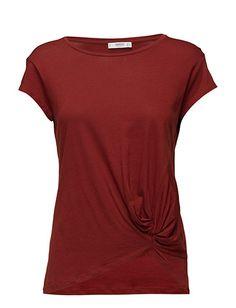 Køb Mango Knot Modal T-shirt (Medium Orange) hos Boozt.com. Vi har et stort sortiment fra alle de førende mærker og leverer til dig indenfor 1-2 dage.