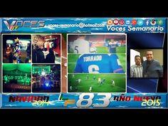 #LOSFANATICOS 83 (ESPACIO DEPORTIVO @VOCES_SEMANARIO)