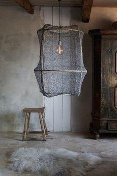 Meet Ruth Walleyn, founder of Couleur Locale - Nordic Design Ay Illuminate, Diy Luminaire, Bedroom Lamps, Bedroom Desk, Handmade Furniture, Wabi Sabi, Lamp Light, Lighting Design, Sweet Home