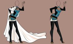 (AB ADDED) Fashion Adoptable Auction 33 - CLOSED by Karijn-s-Basement on DeviantArt