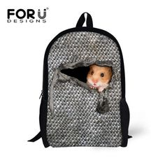 3d93e84febb5 Nopersonality 2017 New Small Children School Bags for Boys Backpack for Kids  Boys Animal Mouse PrintedBags for Child Daypack