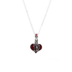 Alchemy Sacred Heart Pendant - Pewter