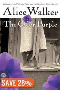 Information about the book, The Color Purple: the Fiction, Paperback, by Alice Walker (Mariner Books, May Alice Walker, The Color Purple Book, Purple Books, Good Books, Books To Read, My Books, Amazing Books, Film Books, This Is A Book