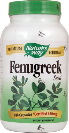 Nature's Way Fenugreek Seed - this will help increase milk