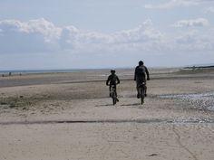 Foto di Omaha Beach - Colleville-sur-Mer - #cicloturismo #bike #travel #normandia #Omaha