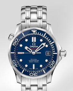 Omega Men's 2220.80.00 Seamaster 300M Chrono Diver: James Bond Watch