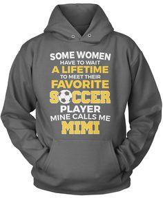Favorite Soccer Player - Mine Calls Me Mimi