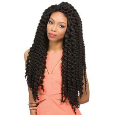 Outre Lace Front Wig X-Pression CUEVANA TWIST OUT