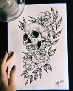 ornamental lion tattoo © tattoo artist Ljungberg Tattoo 💕🐵💕🐵💕🐵💕🐵💕 diy tattoo images - tattoo images drawings - tattoo images women - tattoo images vintage - tattoo images ideas - tattoo images men - t Skull Tattoo Flowers, Flower Tattoo Designs, Flower Tattoos, Skull Tattoo Design, Skull Drawing With Flowers, Sketches Of Flowers, Diy Tattoo, Tattoo Fonts, Tattoo Moon