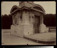 Socle Place de la Concorde, Paris 8e, 1905