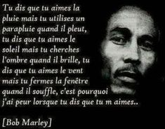 Tu aimes bob marley Plus Boss Quotes, Life Quotes, Funny Quotes, French Quotes, English Quotes, Citations Mandela, Reggae Bob Marley, Bob Marley Quotes, Business Motivational Quotes