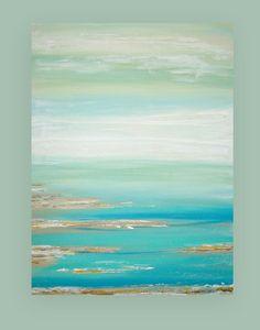 Arte pintura grande pinturas originales de abstractas