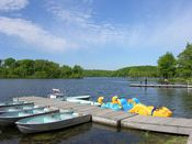 Wawayanda is great place for biking, hiking, boating, fishing and more.