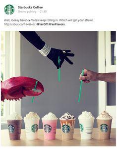 Great Google+ post from Starbucks in New York, NY / Sympathique post Google+ de Starbucks à New York, NY https://plus.google.com/u/1/b/111633823308851980087/+starbucks/posts/6eqfZR1AsrM