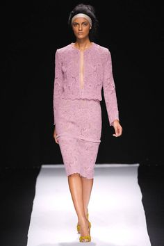 Chadwick Bell Spring 2013 RTW Collection - Fashion on TheCut