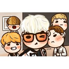 [fanart] #BIGBANG #TOPstagram ⚡️⚡️⚡️
