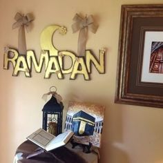 Best Decoration Ideas for Ramadan will travel you back from time to time; & for sure you will recall all of your Ramadan memories when you were kid. Eid Ramadan, Ramadan 2016, Islam Ramadan, Ramadan Gifts, Eid Crafts, Diy And Crafts, Crafts For Kids, Fest Des Fastenbrechens, Decoraciones Ramadan