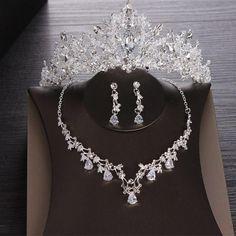 Wedding Jewelry Sets, Engagement Jewelry, Wedding Accessories, Hair Accessories, Jewelry Party, Wedding Necklace Set, Bridesmaid Jewelry Sets, Grandmother Jewelry, Crystal Jewelry